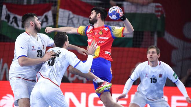Tschechien fand gegen Spanien kein Mittel in der Defensive