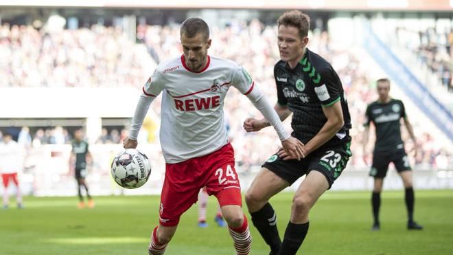 Der 1. FC Köln kann mit einem Sieg in Fürth den Aufstieg vorzeitig perfekt machen