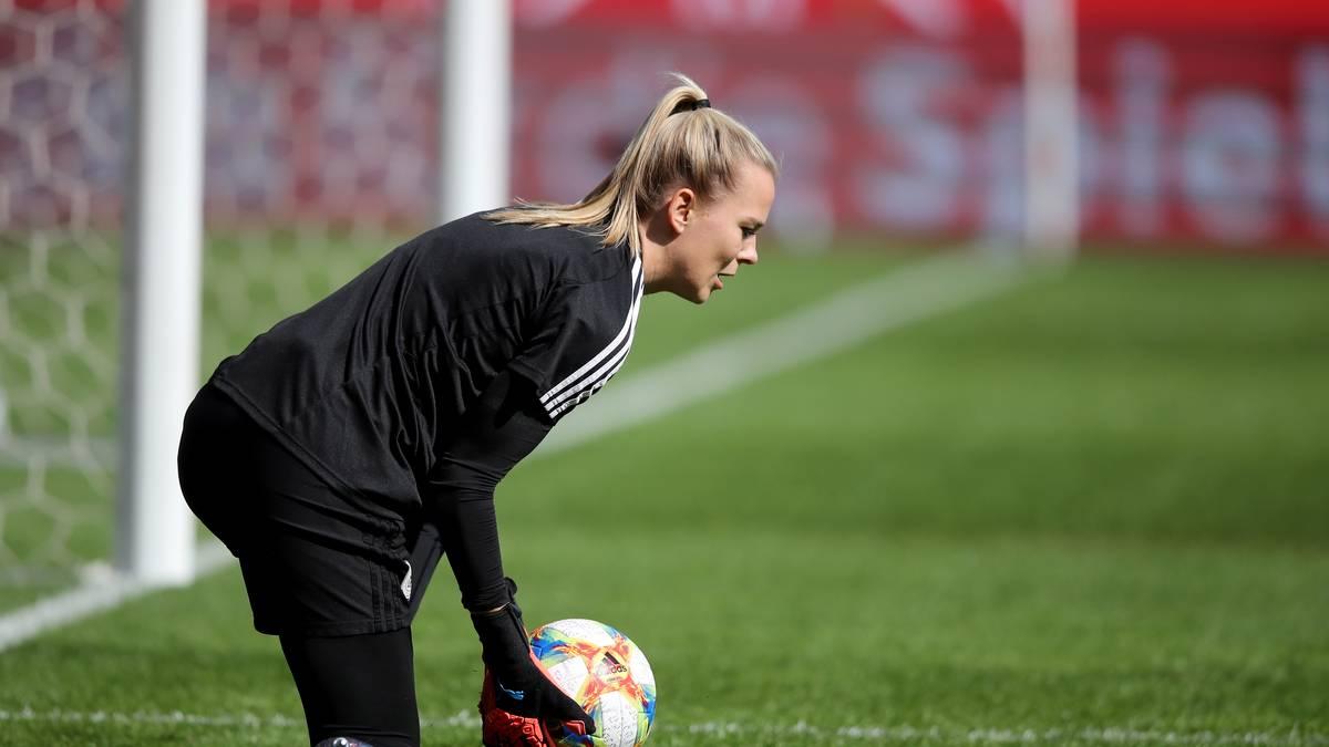 Der deutsche Kader für die Frauen-WM