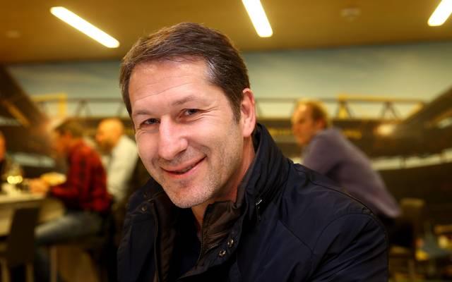 Franco Foda trainiert seit einigen Jahren den österreichischen Erstligisten Sturm Graz