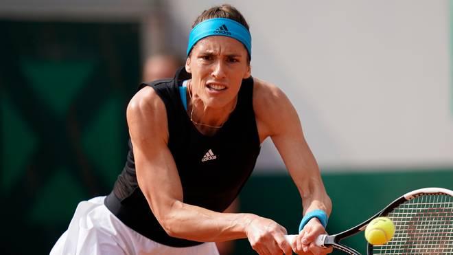 Tennis, WTA in San Jose: Andrea Petkovic unterliegt Madison Brengle, Andrea Petkovic fliegt in San Jose bereits in der ersten Runde aus