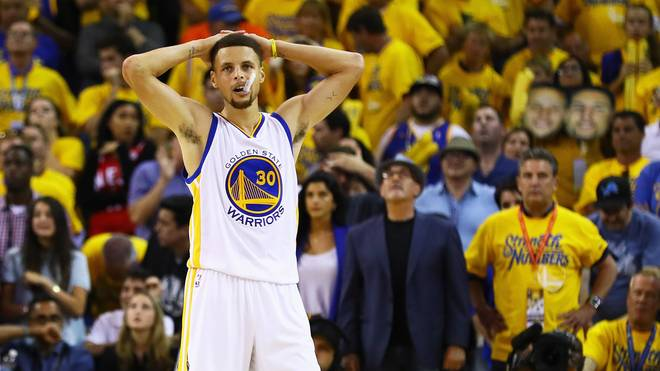 Stephen Curry verlor mit Golden State im Finale gegen Cleveland