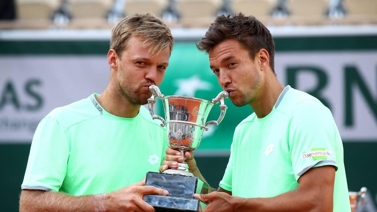 Tennis: Die deutschen Grand-Slam-Sieger mit Becker, Graf, Krawietz, Mies