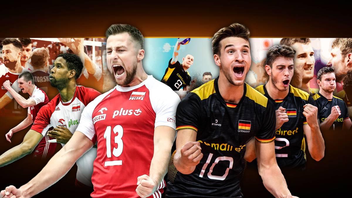 Volleyball-EM, Polen, Deutschland