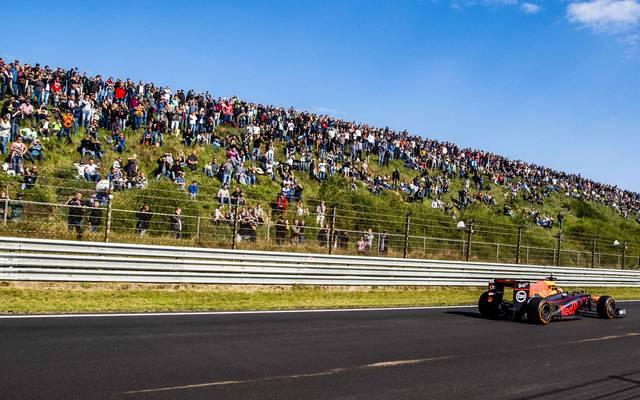 Die Formel 1 kehrt nach Zandvoort zurück