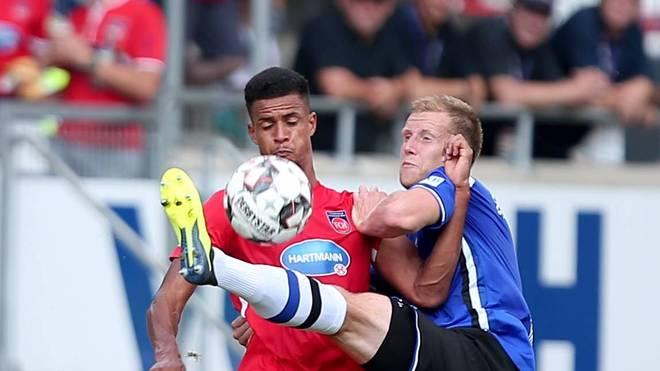 Der 1. FC Heidenheim und Arminia Bielefeld trennen sich zum Saisonauftakt der 2. Bundesliga unentschieden