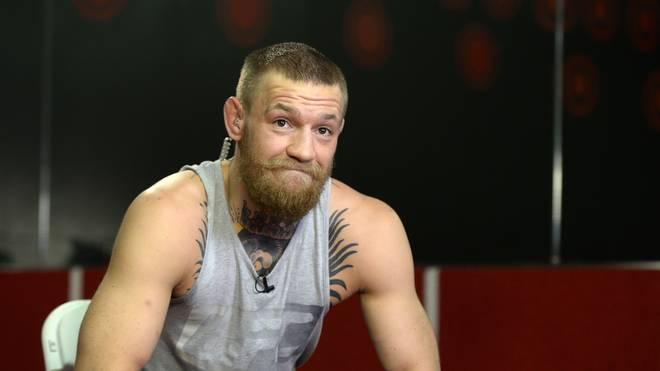 Das Theater um Conor McGregor geht in die nächste Runde