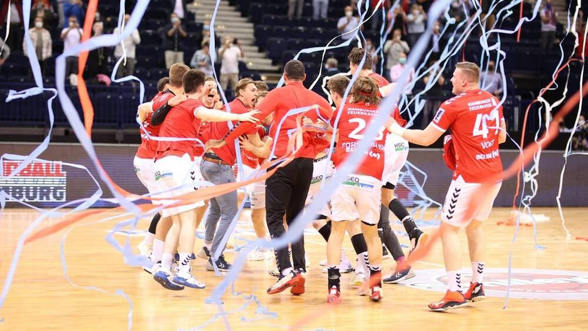 Hamburg ist zumindest im Handball wieder erstklassig