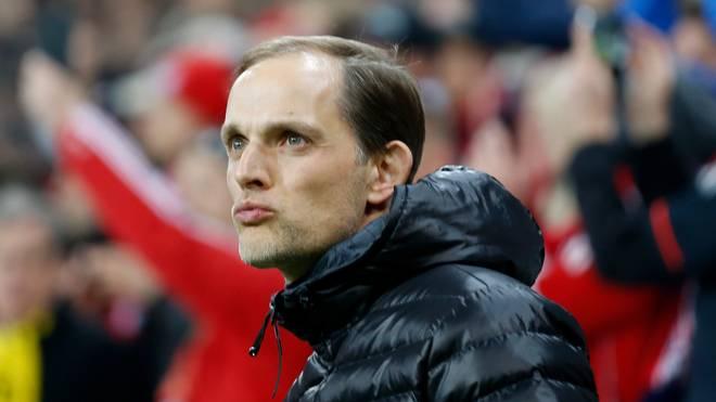 Thomas Tuchel war bis Sommer 2017 Trainer von Borussia Dortmund