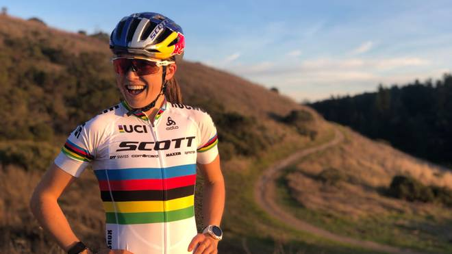 Kate Courtney & Lars Forster verstärken SCOTT-SRAM MTB Racing