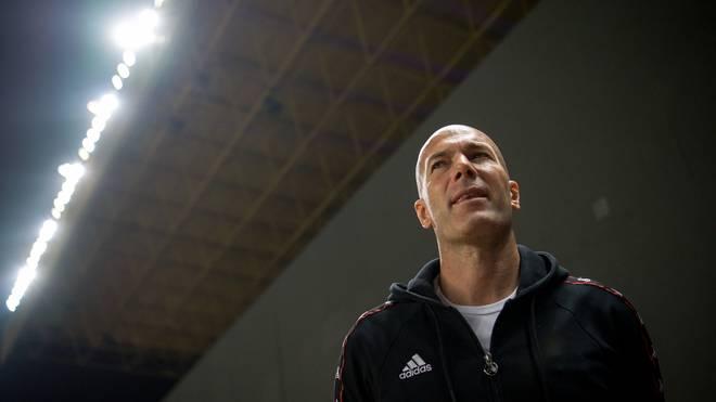 La Liga: Laut spanischen Medienberichten soll Zinedine Zidane vor einem Trainer-Comeback bei Real Madrid stehen