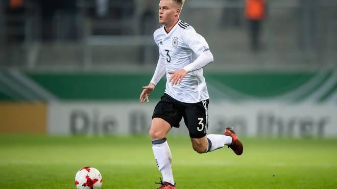 Maximilian Mittelstädt muss für die U21-Länderspiele absagen