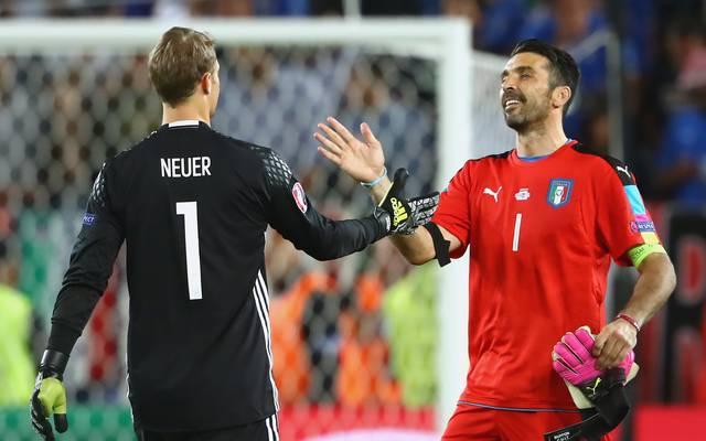 Gianluigi Buffon ist Welttorhüter des Jahres, Manuel Neuer geht leer aus