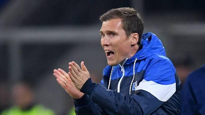 Hamburger SV: Trainer Hannes Wolf sieht gute Chancen im Aufstiegsrennen , Hannes Wolf glaubt weiterhin auf den Aufstieg mit dem HSV in die Bundesliga