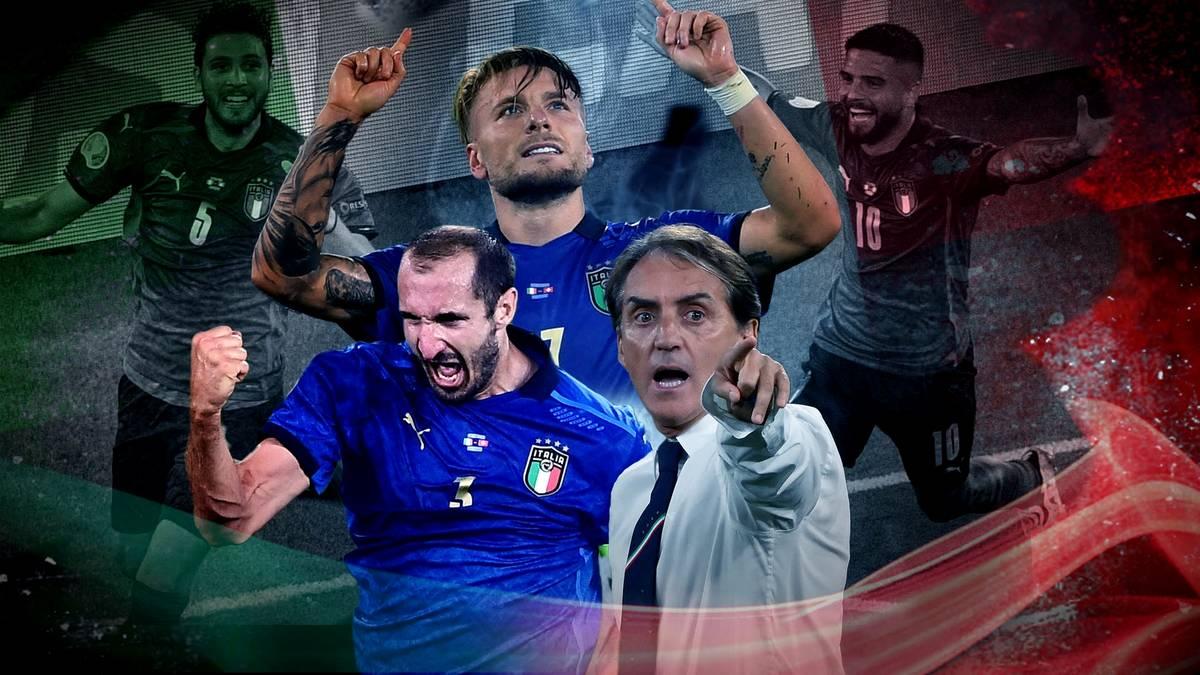 3 Spiele, 3 Siege 7:0 Tore – die EM hat einen Top-Favoriten. An diesen Italienern scheint auf dem Weg zum Titel kein Weg dran vorbeizuführen