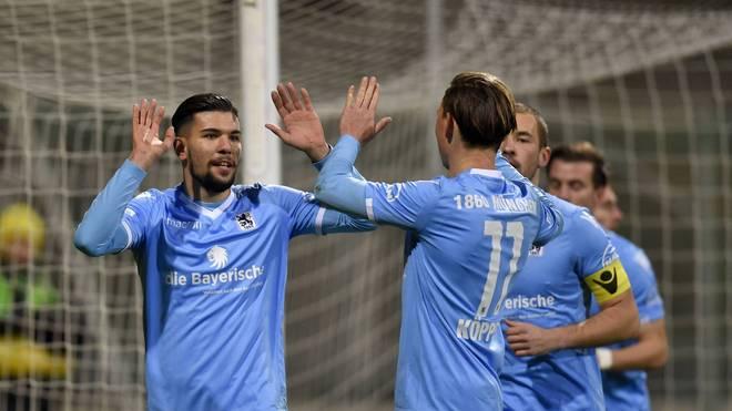 SPORT1 zeigt die Regionalliga Bayern mit dem TSV 1860 München LIVE im TV