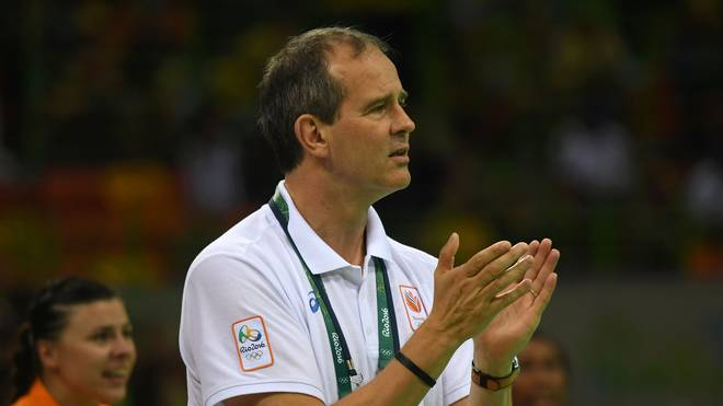 Henk Groener übernimmt 2018 die deutschen Handball-Frauen