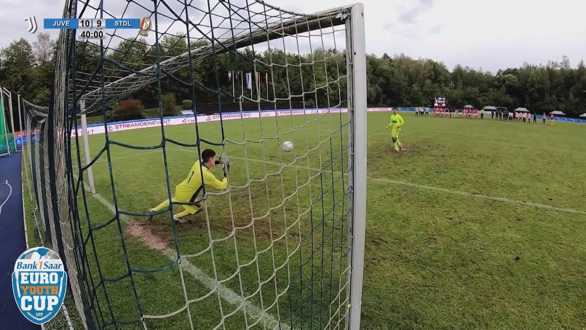 Elfer-Drama! Torwart-Duell entscheidet Euro Youth Cup