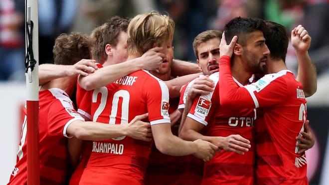 Fortuna Düsseldorf eilt in der Zweiten Liga von Erfolg zu Erfolg