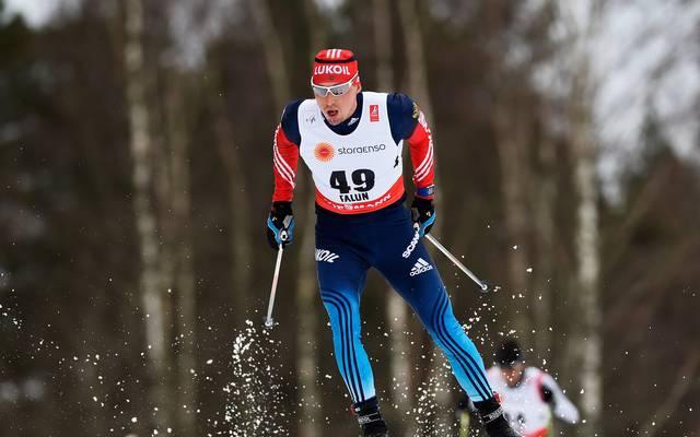 Der Russe Alexander Legkow wurde vom IOC für die olympischen Spiel gesperrt