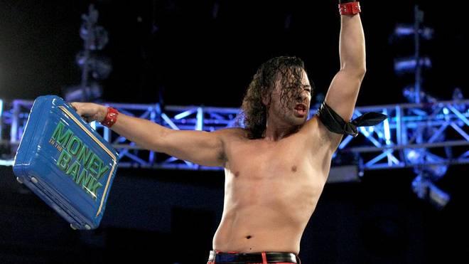 Shinsuke Nakamura greift bei WWE nach dem Money-in-the-Bank-Koffer