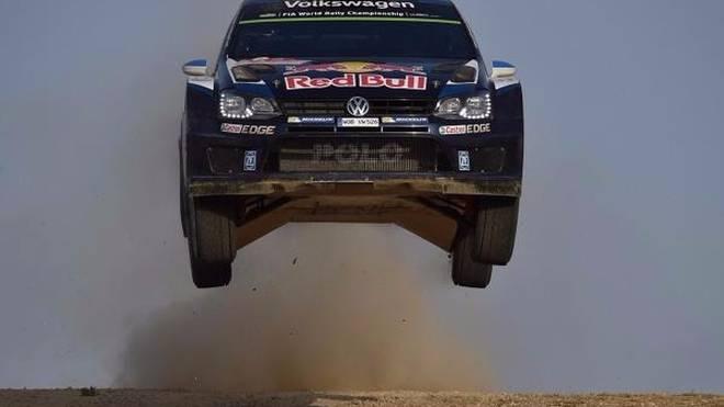 Sebastien Ogier und Volkswagen können in Australien den WRC-Titel 2015 sichern
