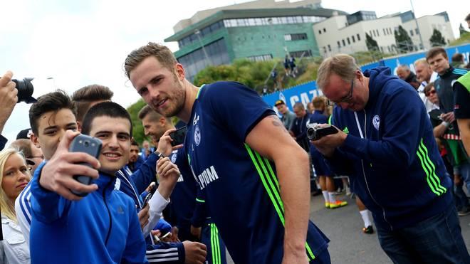 Ralf Fährmann spielt seit 2011 für den FC Schalke 04