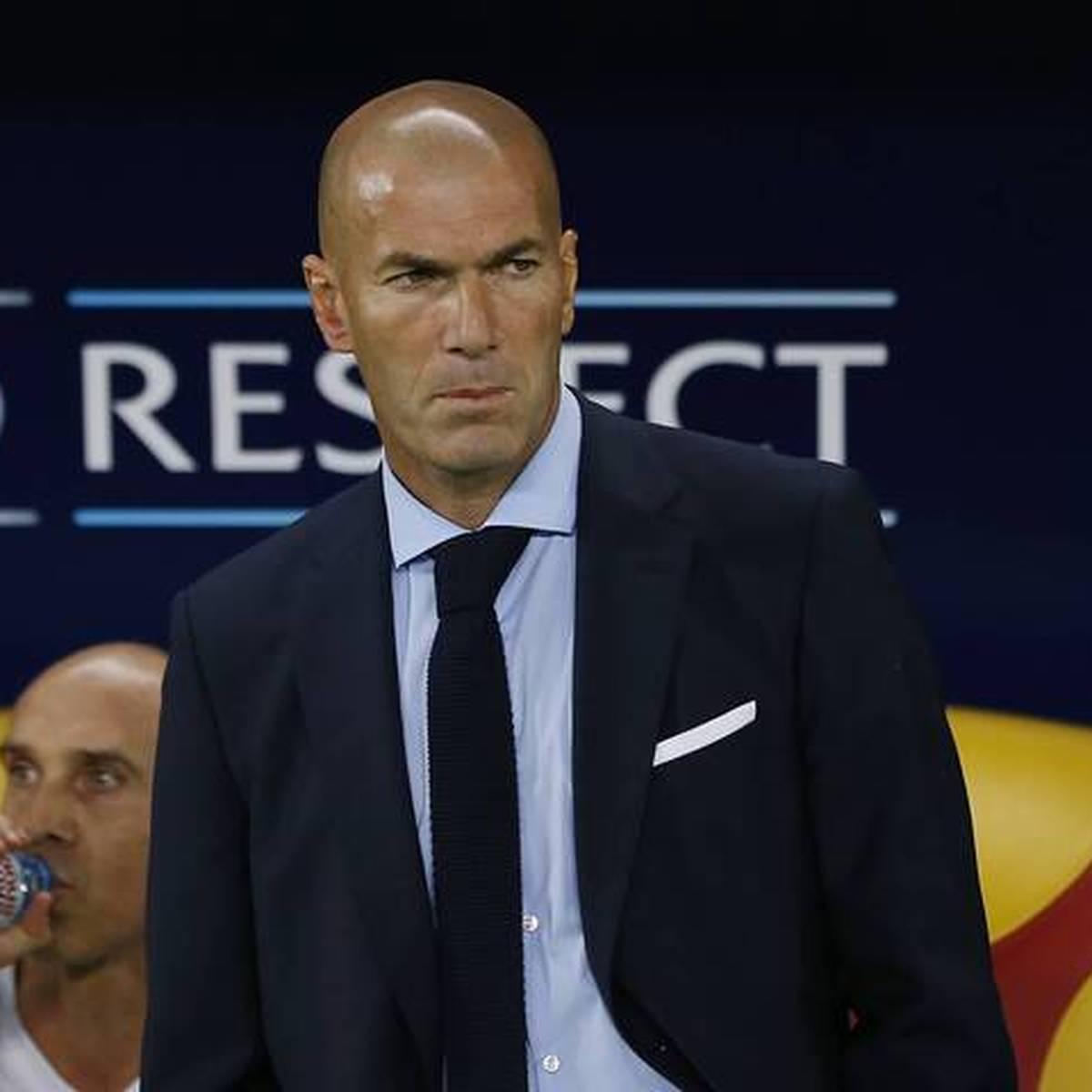 Heiße United-Gerüchte um Zidane