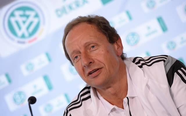 Hellmut Krug ist beim DFB als Videochef abgesetzt worden