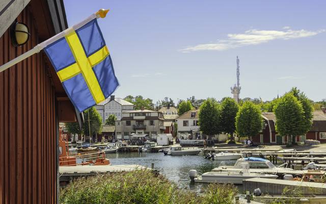 Schweden lädt auch mit seinen schönen Städten am Meer zum einem Urlaub ein