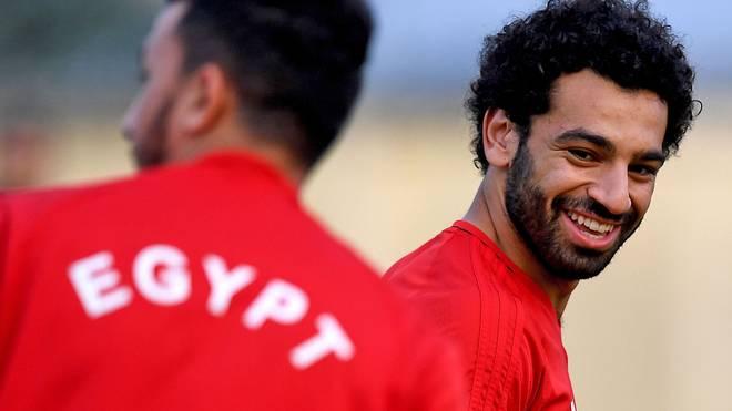 Mohamed Salah ist in seinem Heimatland Ägypten extrem beliebt