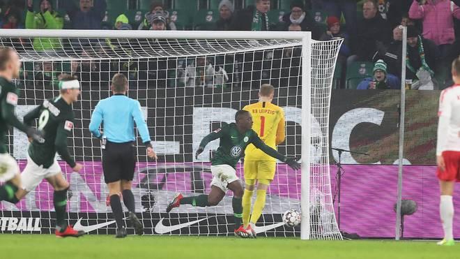 Bundesliga: VfL Wolfsburg - RB Leipzig 1:0 - Zweite Pleite für Leipzig
