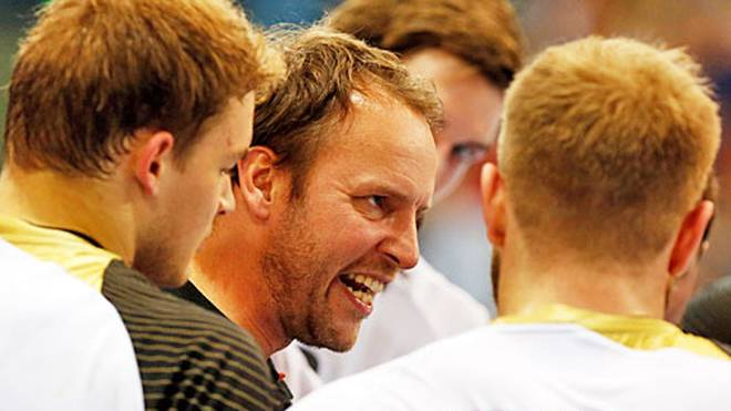 Dagur Sigurdsson trainiert seit August 2014 die deutsche Nationalmannschaft
