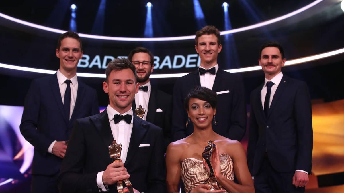 Deutschlands Sportler des Jahres 2019