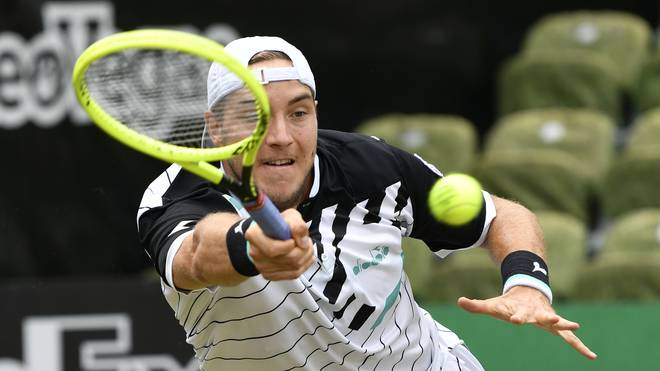 Jan-Lennard Struff scheidet beim Rasenturnier in Stuttgart im Halbfinale aus