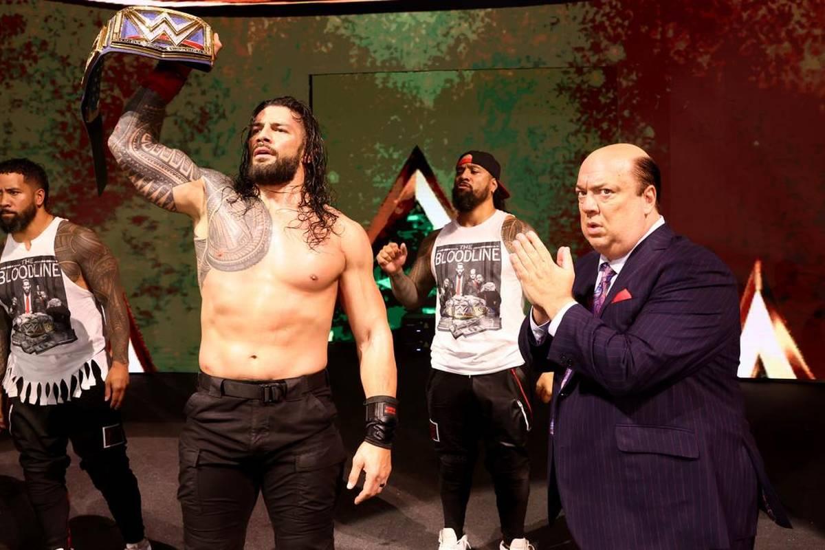 Bei der großen WWE-Saudi-Show Crown Jewel spielt Paul Heyman im Hauptkampf wie erwartet eine Schlüsselrolle. Was plant die Liga nun?