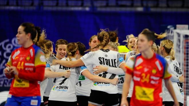 Handball-EM Frauen: Deutschland besiegt Spanien - starker Start in Hauptrunde