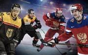 Russland - Deutschland ab 19 Uhr LIVE auf SPORT1