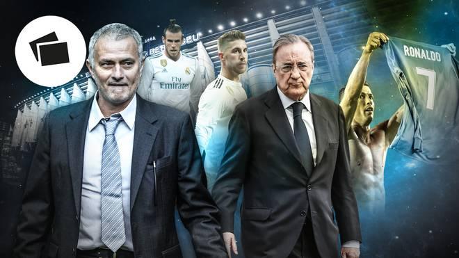 Führt Jose Mourinho Real Madrid ein zweites Mal aus der Krise?