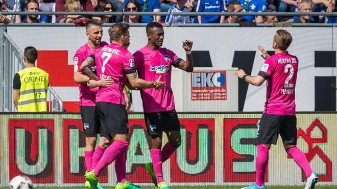 SV Darmstadt 98 v Hertha BSC - Bundesliga