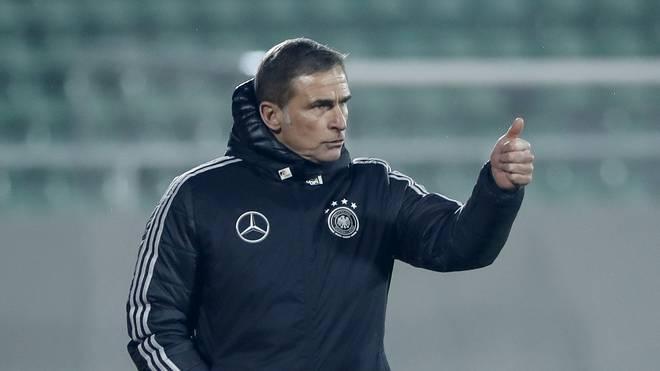 Stefan Kuntz hat seinen Kader für die Spiele gegen Irland und Mexiko bekanntgegeben