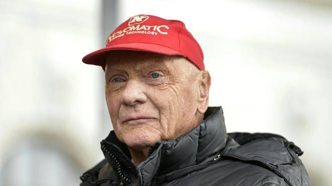 Niki Lauda wurde dreimal Weltmeister