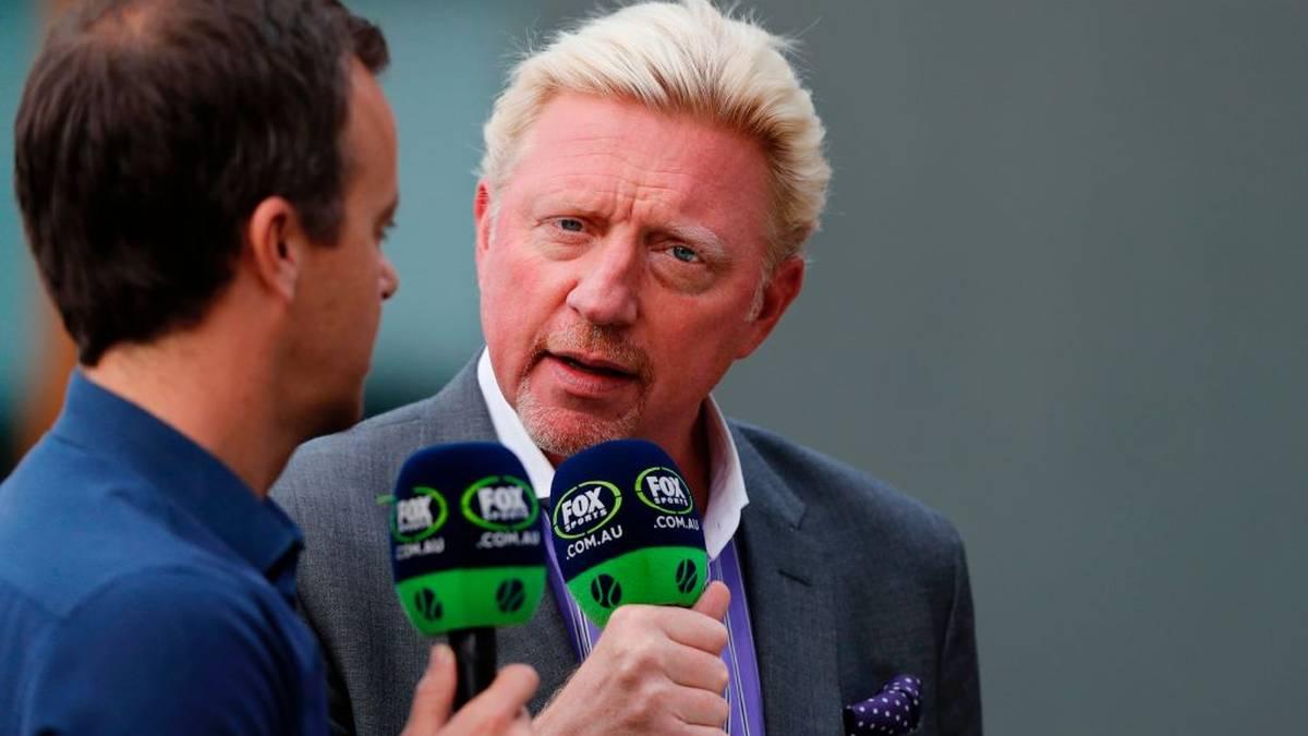Wimbledon vor Absage - Becker irritiert mit Corona-Aussagen