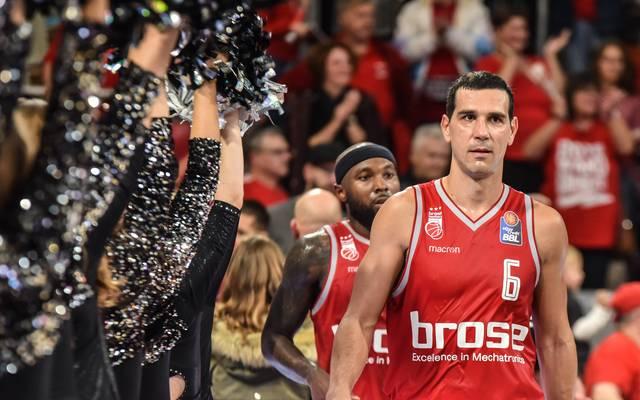 Brose Bamberg wurde in der Vergangenheit neun Mal Deutscher Meister