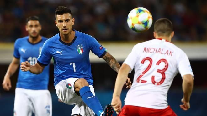 Italien droht bei der UEFA U21 EM das Aus