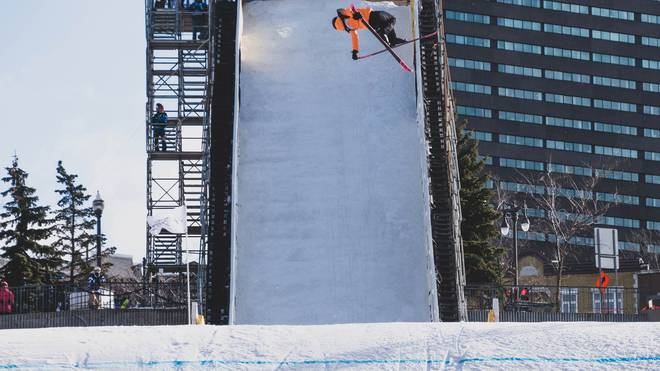 FIS Freestyle Big Air World Cup 18/19 #3: Quebec City (CAN) – Müllauer siegt, Kühnel wird Zweite