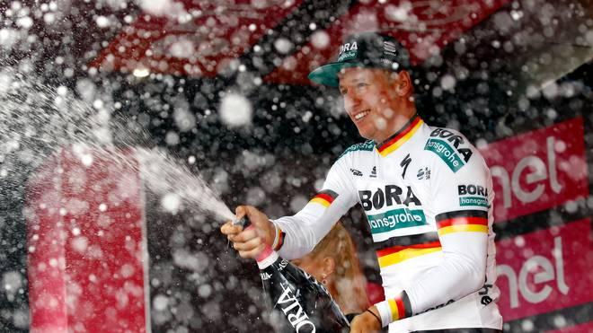 Giro d' Italia: Pascal Ackermann stellt sogar Sagan in Schatten