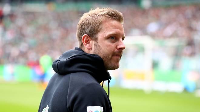 Bremen-Coach Florian Kohfeldt hat in seinem Vertrag keine Ausstiegsklausel