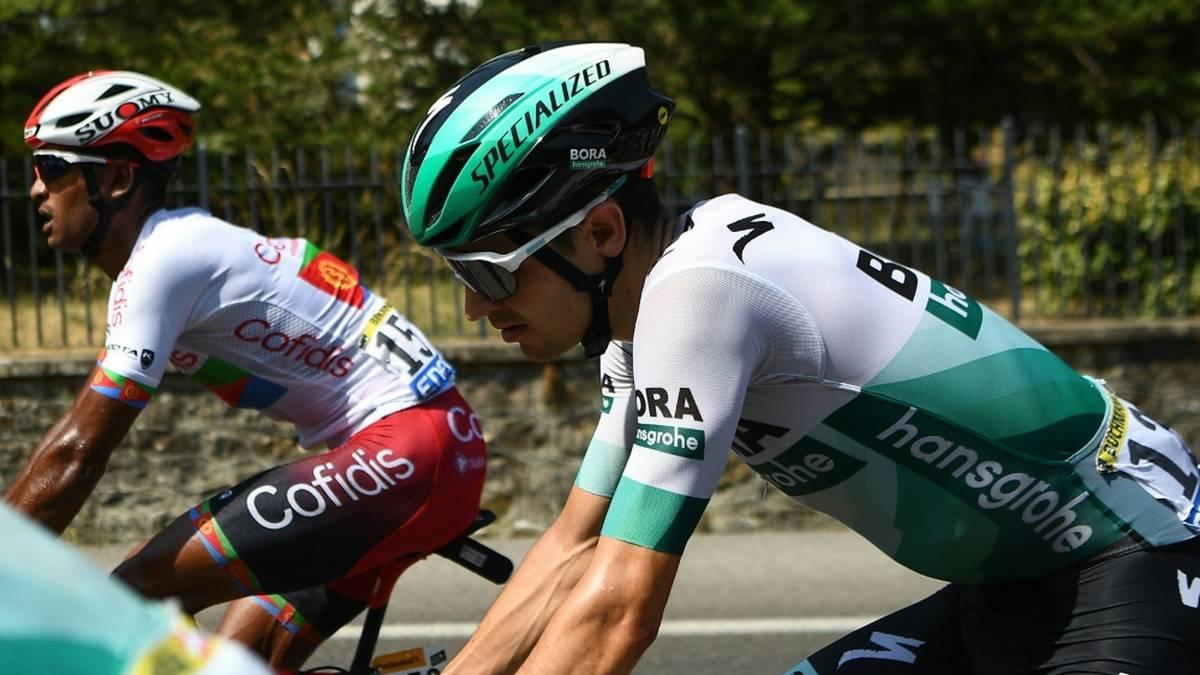 Emanuel Buchmann konzentriert sich auf den Giro