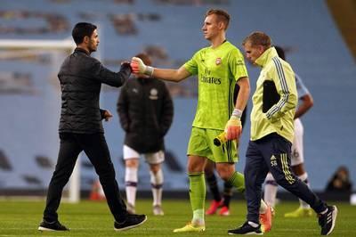 Bernd Leno hat beim FC Arsenal seinen Stammplatz verloren. Nach Arsenals erstem Saisonsieg gegen Norwich City erklärt Trainer Mikel Arteta, warum er Neuzugang Aaron Ramsdale den Vorzug gab.
